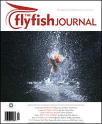 Flyfish Journal 3.2 Bain