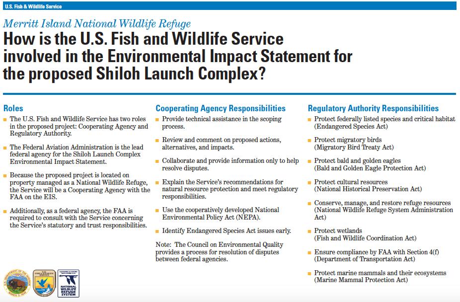Environmental Impact Study Pending
